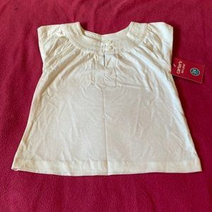 Carter's Top Size 24 MTHS NWT